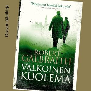 Valkoinen kuolema (ljudbok) av Robert Galbraith
