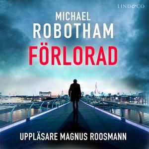 Förlorad (ljudbok) av Michael Robotham