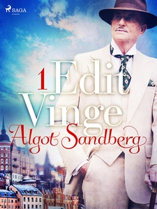 Edit Vinge - 1 (e-bok) av Algot Sandberg