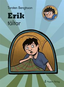 Erik tältar (ljudbok) av Torsten Bengtsson