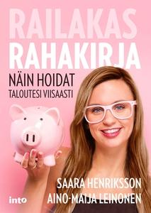 Railakas rahakirja (e-bok) av Saara Henriksson,