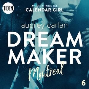 Dream Maker - Del 6: Montreal (ljudbok) av Audr