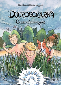 Gräsandsäventyret (e-bok) av Mari Bister