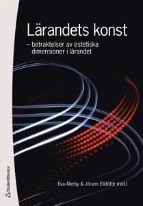 Lärandets konst (e-bok) av Elisabet Jernström,