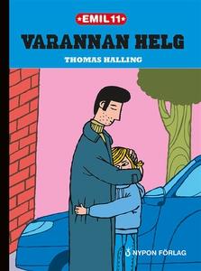 Varannan helg (ljudbok) av Thomas Halling