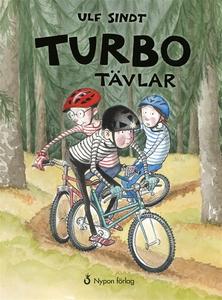Turbo tävlar (ljudbok) av Ulf Sindt