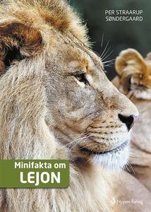Minifakta om lejon (ljudbok) av Per Straarup Sø