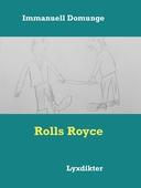 Rolls Royce: Lyxdikter