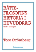 Rättsfilosofins historia i huvuddrag