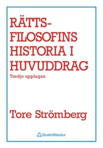 Rättsfilosofins historia i huvuddrag (e-bok) av