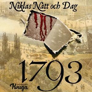 1793 (ljudbok) av Niklas Natt och Dag