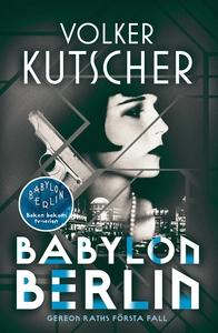 Babylon Berlin. Den våta fisken (ljudbok) av Vo