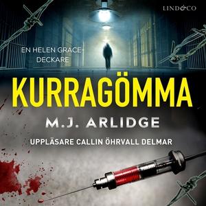 Kurragömma (ljudbok) av M.J. Arlidge