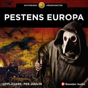 Pestens Europa (ljudbok) av Else Christensen, J