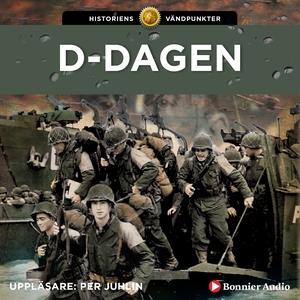 D-dagen (ljudbok) av Else Christensen, Rasmus T