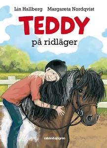 Teddy på ridläger (ljudbok) av Lin Hallberg