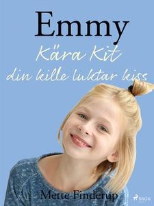 Emmy 8 - Kära Kit, din kille luktar kiss (e-bok