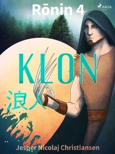 Ronin 4 - Klon (e-bok) av Jesper Nicolaj Christ