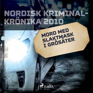 Mord med slaktmask i Grösäter (ljudbok) av Dive