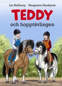 Teddy och hopptävlingen (ljudbok) av Lin Hallbe