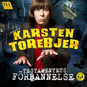Karsten Torebjer - Testamentets förbannelse (lj