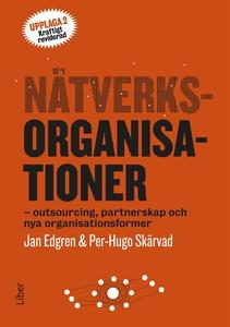 Nätverksorganisationer (e-bok) av Jan Edgren