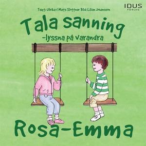 Tala sanning (ljudbok) av Ulrika Slottner, Mats