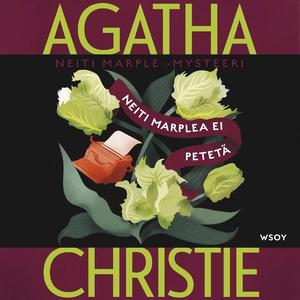 Neiti Marplea ei petetä (ljudbok) av Agatha Chr