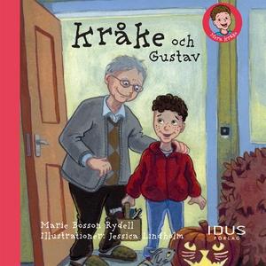 Kråke och Gustav (ljudbok) av Marie Bosson Ryde