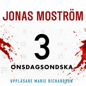 Onsdagsondska (ljudbok) av Jonas Moström