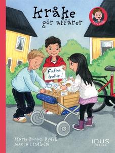 Kråke gör affärer (e-bok) av Marie Bosson Rydel