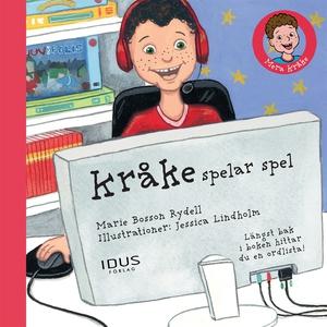 Kråke spelar spel (ljudbok) av Marie Bosson Ryd