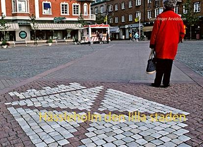 Hässleholm den lilla staden (e-bok) av Gun-Inge