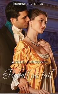 Rebell på fall (e-bok) av Annie Burrows