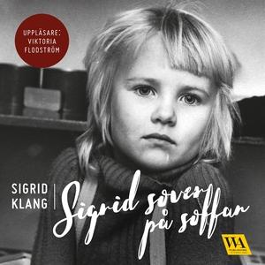 Sigrid sover på soffan (ljudbok) av Sigrid Klan