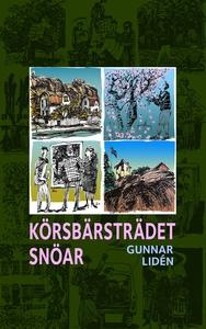 Körsbärsträdet snöar: Teckningar och dikter 201
