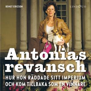 Antonias revansch (ljudbok) av Bengt Ericson
