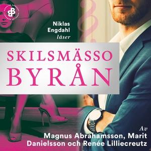 Skilsmässobyrån S1E10 (ljudbok) av Marit Daniel