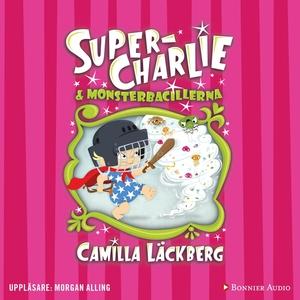 Super-Charlie och monsterbacillerna (ljudbok) a