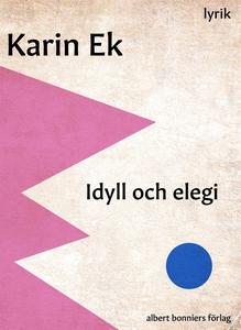 Idyll och elegi (e-bok) av Karin Ek
