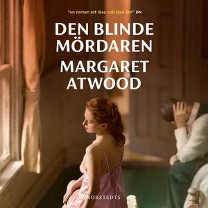 Den blinde mördaren (ljudbok) av Margaret Atwoo