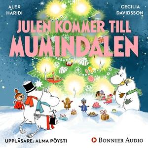 Julen kommer till Mumindalen (ljudbok) av Cecil