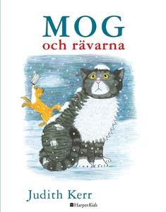 Mog och rävarna (e-bok) av Judith Kerr