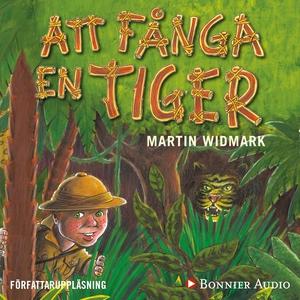 Att fånga en tiger (ljudbok) av Martin Widmark
