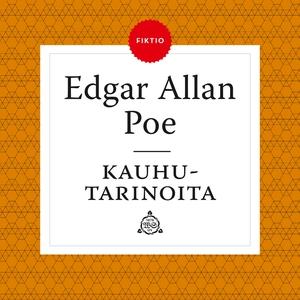Kauhutarinoita (ljudbok) av Edgar Allan Poe