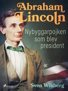 Abraham Lincoln : Nybyggarpojken som blev presi