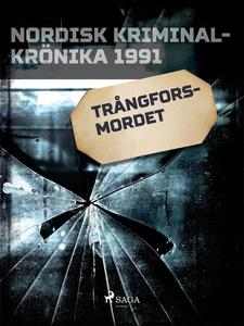 Trångforsmordet (e-bok) av Diverse författare