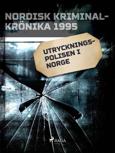 Utryckningspolisen i Norge (e-bok) av Diverse f