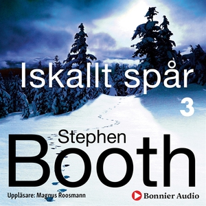 Iskallt spår (ljudbok) av Stephen Booth