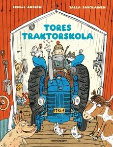 Tores traktorskola (ljudbok) av Emelie Andrén